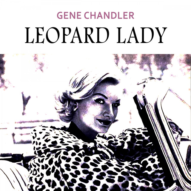 Leopard Lady Albumcover