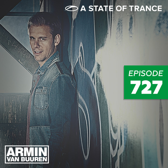 A State Of Trance Radio Episode 727 (A State Of Trance at Ushuaïa, Ibiza 2015, Special) Albumcover