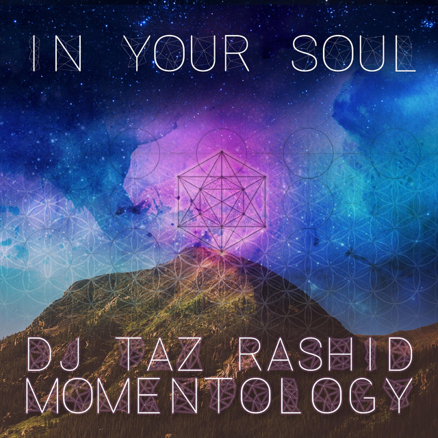 Album cover for In Your Soul by DJ Taz Rashid, Momentology