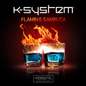 Flaming Sambuca