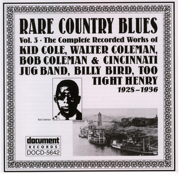 Image result for bob coleman blues