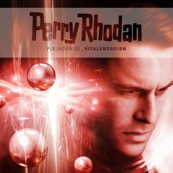 Plejaden 05: Vitalenergien Cover