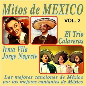 Mitos de México Vol. 2 album