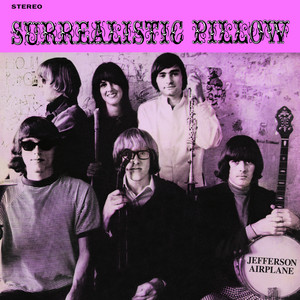 Surrealistic Pillow - Jefferson Airplane
