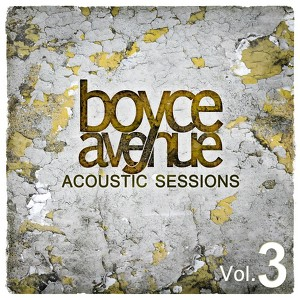 Acoustic Sessions, Vol. 3 Albumcover