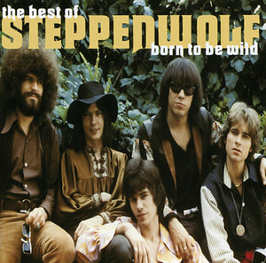 John Kay, Steppenwolf Snowblind Friend cover