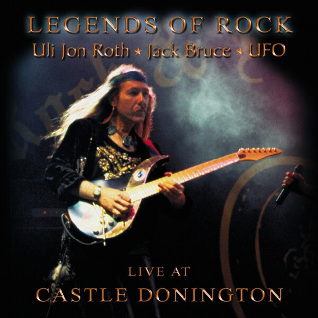 Legends of Rock - Live at Castle Donington