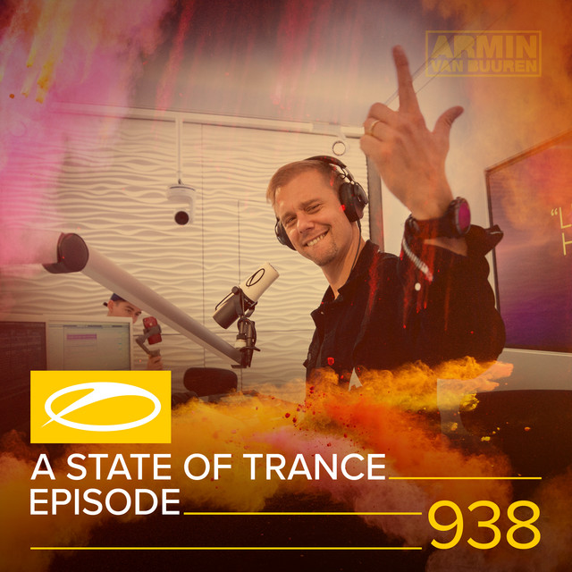Album cover for ASOT 938 - A State Of Trance Episode 938 by Armin van Buuren, Armin van Buuren ASOT Radio