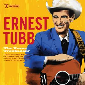 The Texas Troubadour album