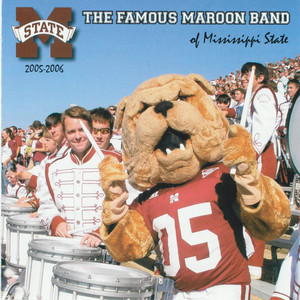 Frank Loesser, Maroon Marching Band, Mississippi State Maroon Marching Band, Dr. Clifton Taylor, Mr. Craig Aarhus, Mr. Kevin J. York, Ms. Elva Kaye Lance Luck Be a Lady cover