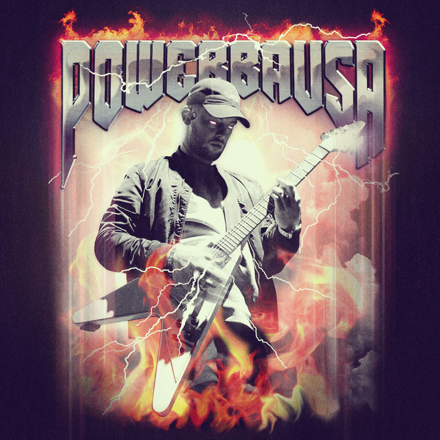 Album cover for Powerbausa by Bausa