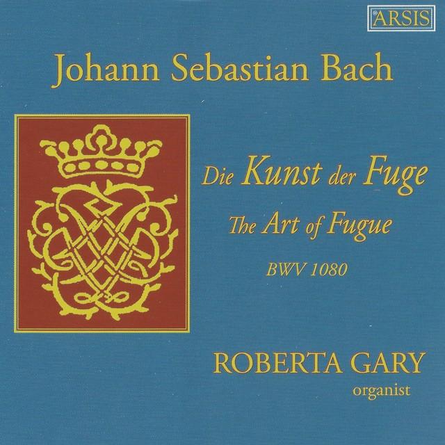 Bach: Die Kunst der Fuge, BWV 1080 Albumcover