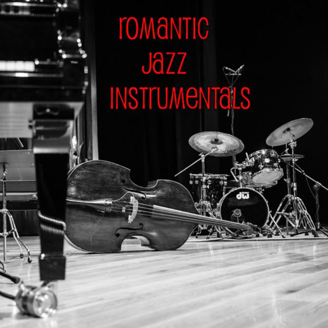 Various Artists Romantic Jazz Instrumentals album cover