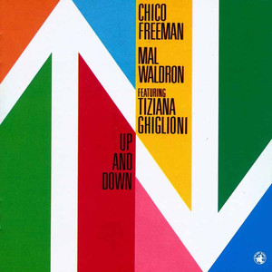 Chico Freeman, Mal Waldron, Tiziana Ghiglioni My One And Only Love cover