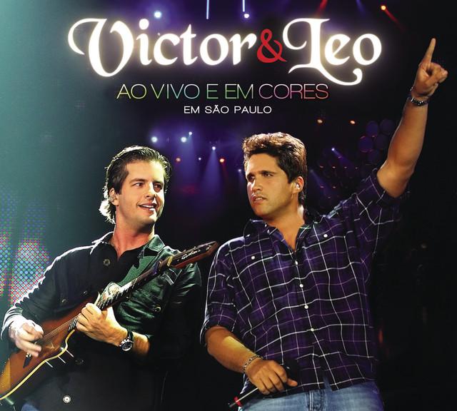 Victor & Leo Victor e Leo Ao Vivo e em Cores album cover