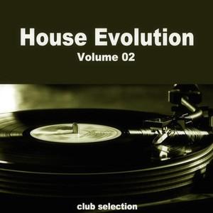 House Evolution, Vol. 2 Albumcover