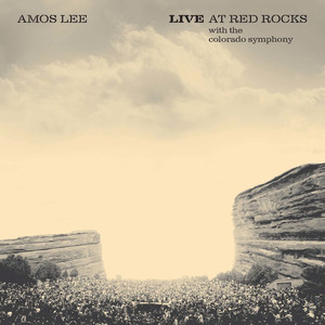 Amos Lee, Colorado Symphony Jesus cover