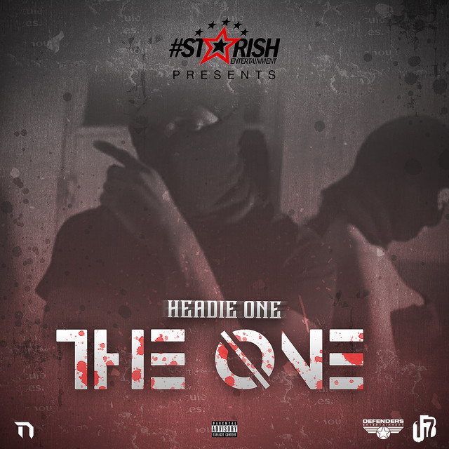 Album cover for The One Mixtape by Headie One
