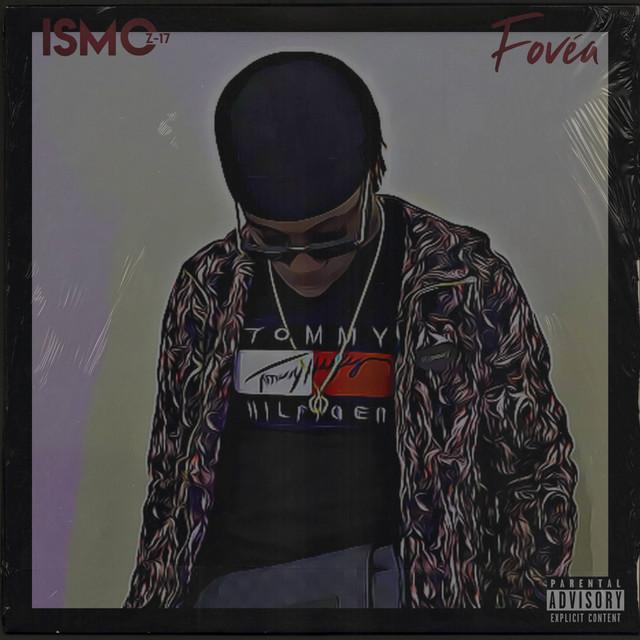Album cover for Fovéa by Ismo Z17