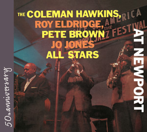 Coleman Hawkins Day by Day cover