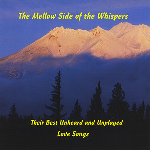The Whispers More of the Night cover