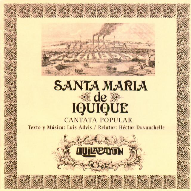 Santa Maria de Iquique. Cantata Popular