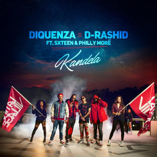 Diquenza & D-Rashid & SXTEEN & Philly Moré - Kandela