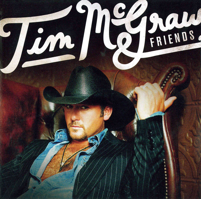 Tim McGraw Tim McGraw & Friends album cover