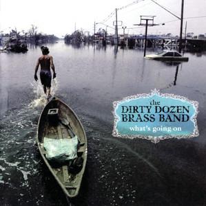 The Dirty Dozen Brass Band, Guru Inner City Blues (Make Me Wanna Holler) cover