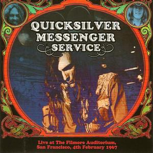 Live at the Filmore Auditorium, San Francisco, 4th February 1967 album