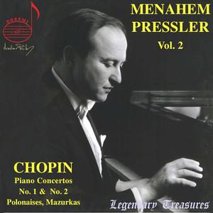 Menahem Pressler, Vol. 2 Albümü