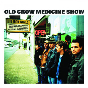 Old Crow Medicine Show New Virginia Creeper cover