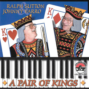 Ralph Sutton, Johnny Varro St. Louis Blues cover