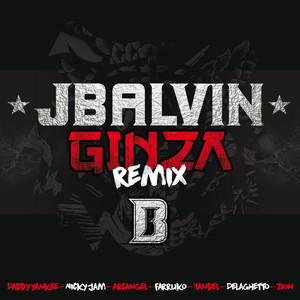 Ginza (Remix) Albümü