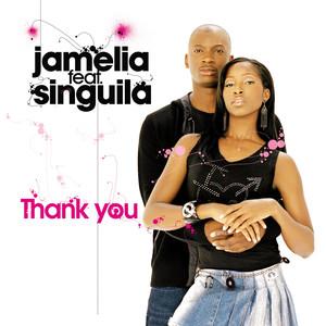 Jamelia Antidote cover
