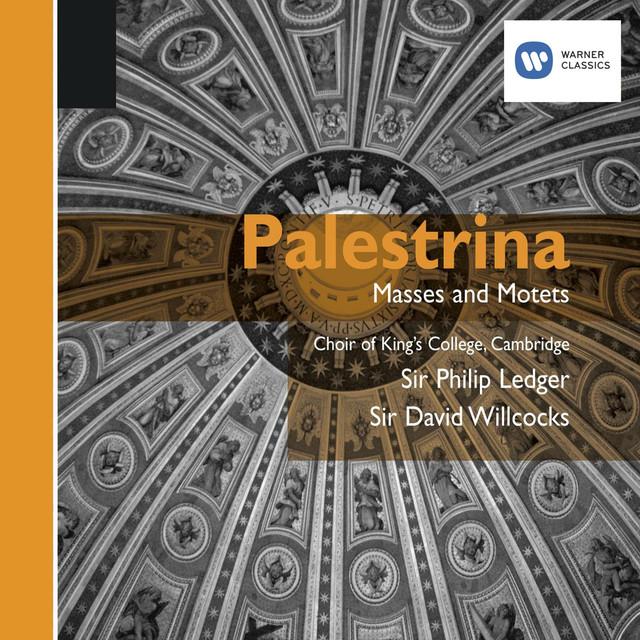 Palestrina: Masses and Motets Albumcover