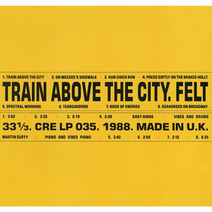 Train Above the City: Remastered Edition album
