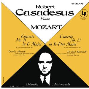 Mozart: Piano Concertos Nos. 21 & 27 (Remastered) Albümü