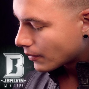 J Balvin Mix Tape Albumcover