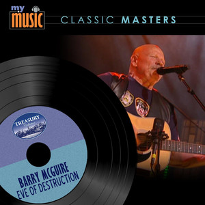 Barry McGuire What's Exactly the Matter with Me cover