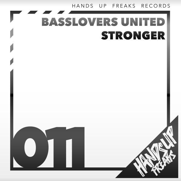 Stronger (Remixes) - EP