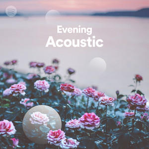 Evening Acoustic, a playlist by Spotify