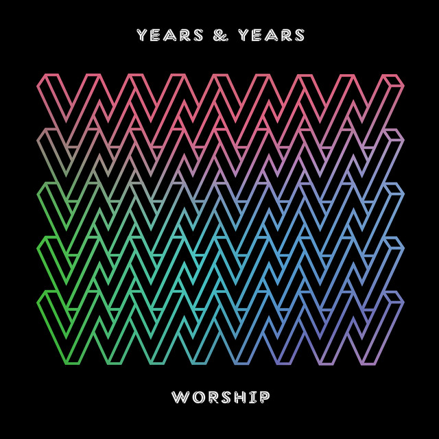 Years & Years Worship (Todd Terry Remix) album cover