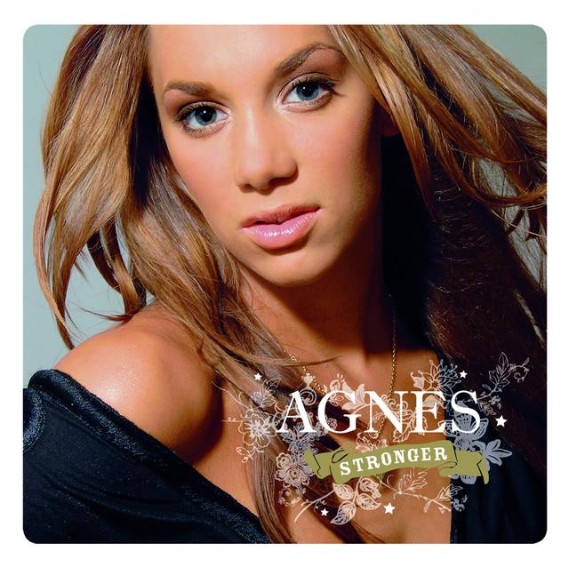 Skivomslag för Agnes: Stronger