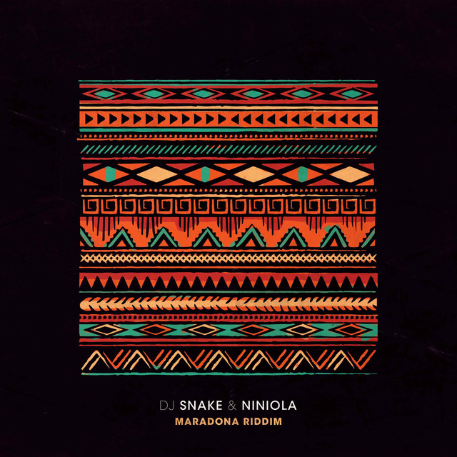 DJ Snake Niniola Maradona Riddim