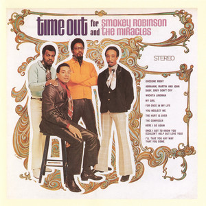 Time Out For Smokey Robinson & The Miracles album