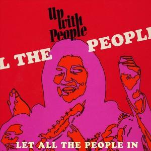 Let All The People In Albumcover