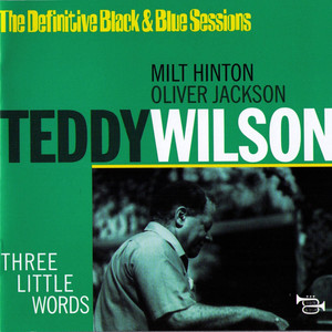 Teddy Wilson Basin Street Blues cover