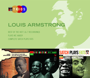 Louis Armstrong & His All-Stars Hesitating Blues - Rehearsal Sequence cover