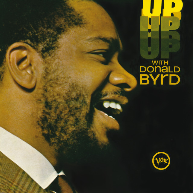 Up With Donald Byrd Albumcover